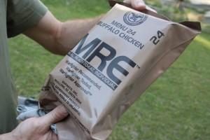 Nouzový potravinový balíček